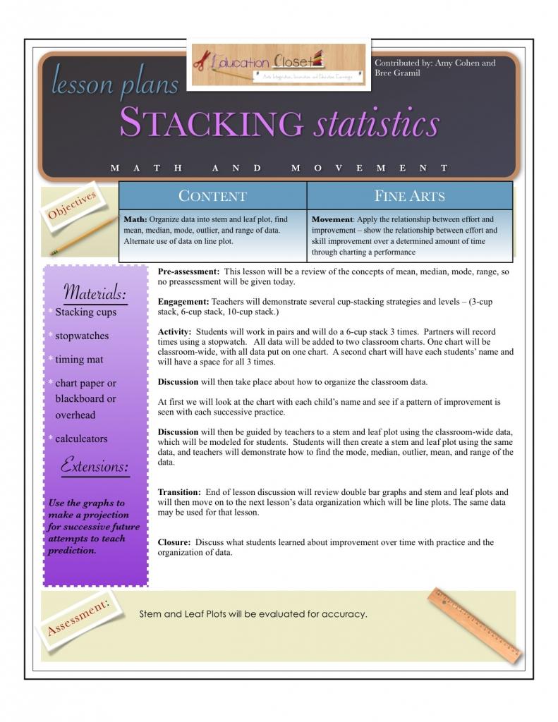 Stackingstatistics