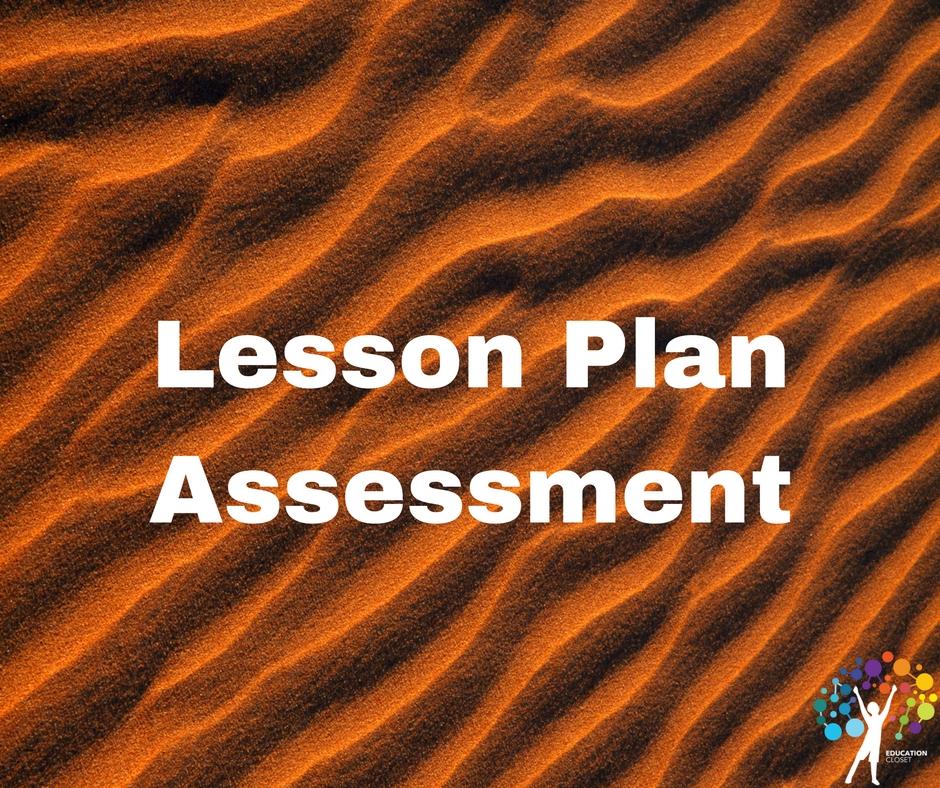 lesson-plan-assessment
