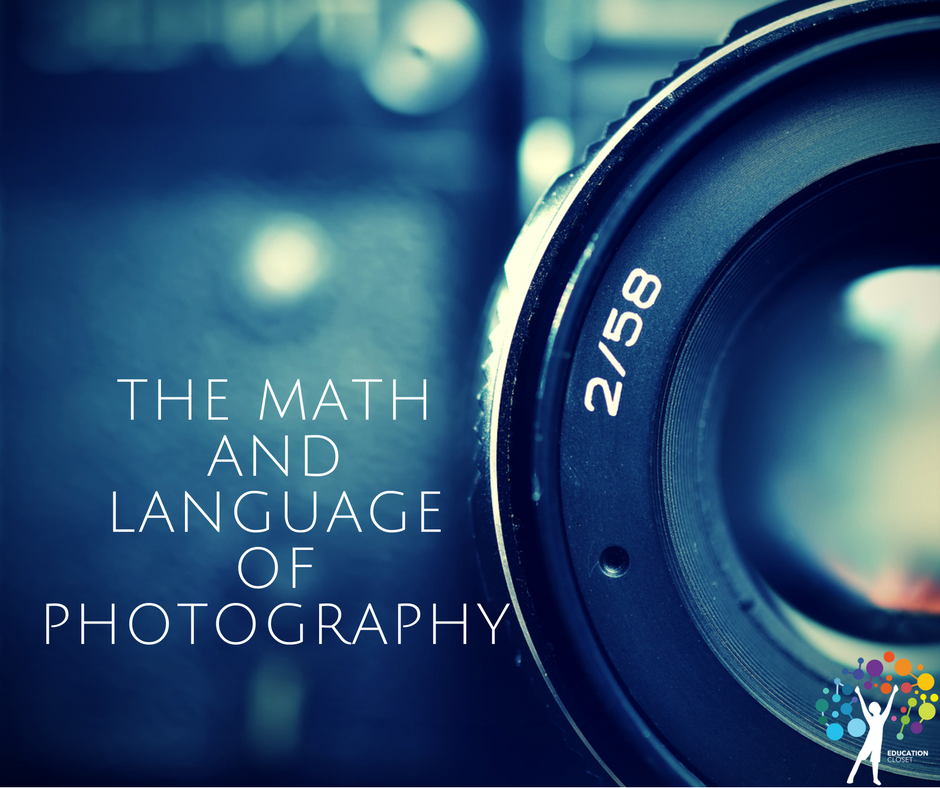 The Math and Language of Photography, Education Closet