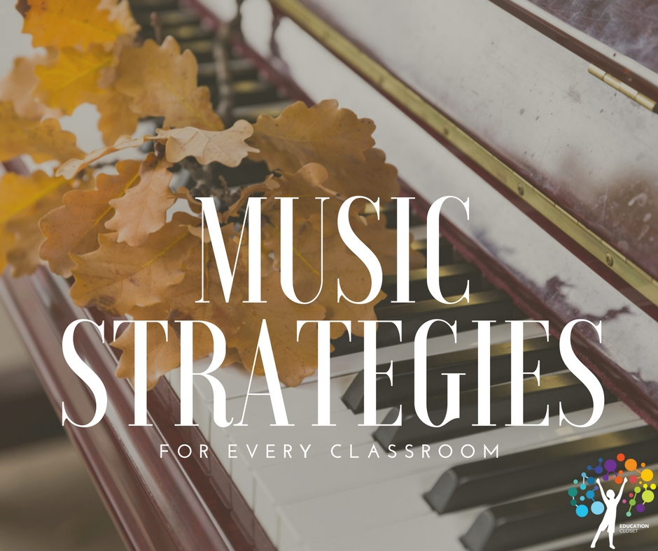 Music Strategies for Every Classroom, Education Closet