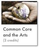 Common Core and the Arts Class