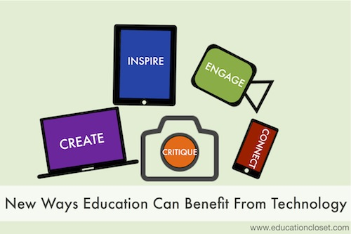 using technology to advance education Education technology on student achievement 2 principles to educational technology by having students become creators and designers of educa-tional software.