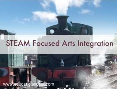 StEAm focused arts integration, Education Closet