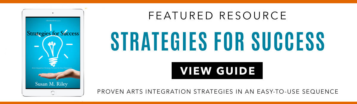 STRATEGIES BANNER, An Integrated Teaching of the Elements of Dance, Education Closet