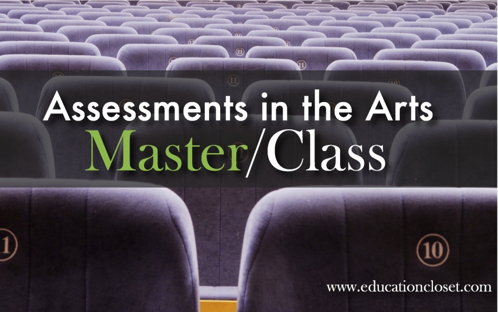 Assessment Practices for Arts Integration, Education Closet