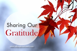 Sharing Our Gratitude, Education Closet