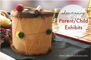 Parent/Child Exhibits, Education Closet
