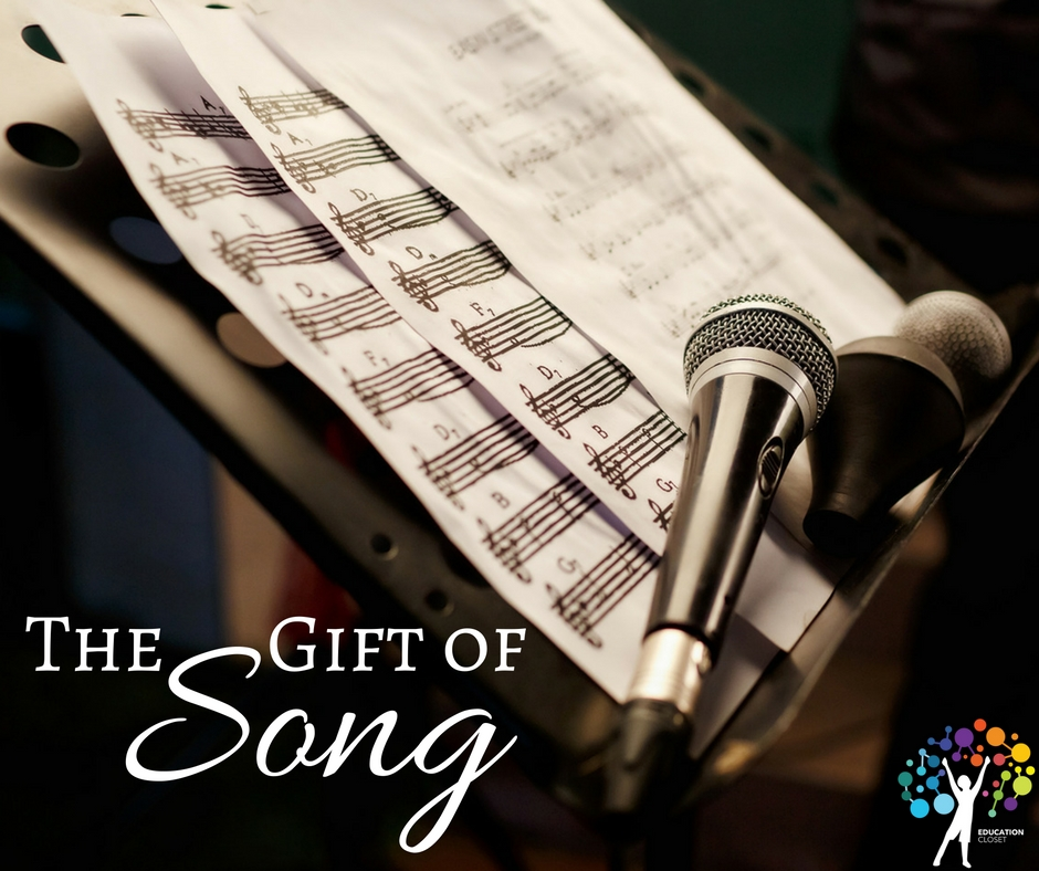 The Gift of Song, Education Closet