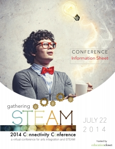 The 2014 STEAM Conference of the Year is OPEN, Education Closet