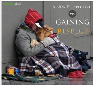 A New Perspective On Gaining Respect, Education Closet