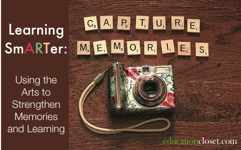 Using the Arts to Strengthen Memory and Learning, Education Closet