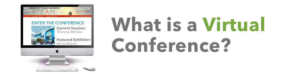 what is a virtual conference