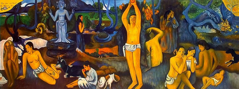 Photo credit: Artchive.com http://www.artchive.com/artchive/g/gauguin/where.jpg.html