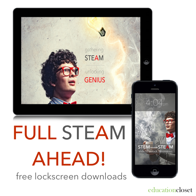 STEAM images for iPhone, Android, and iPad