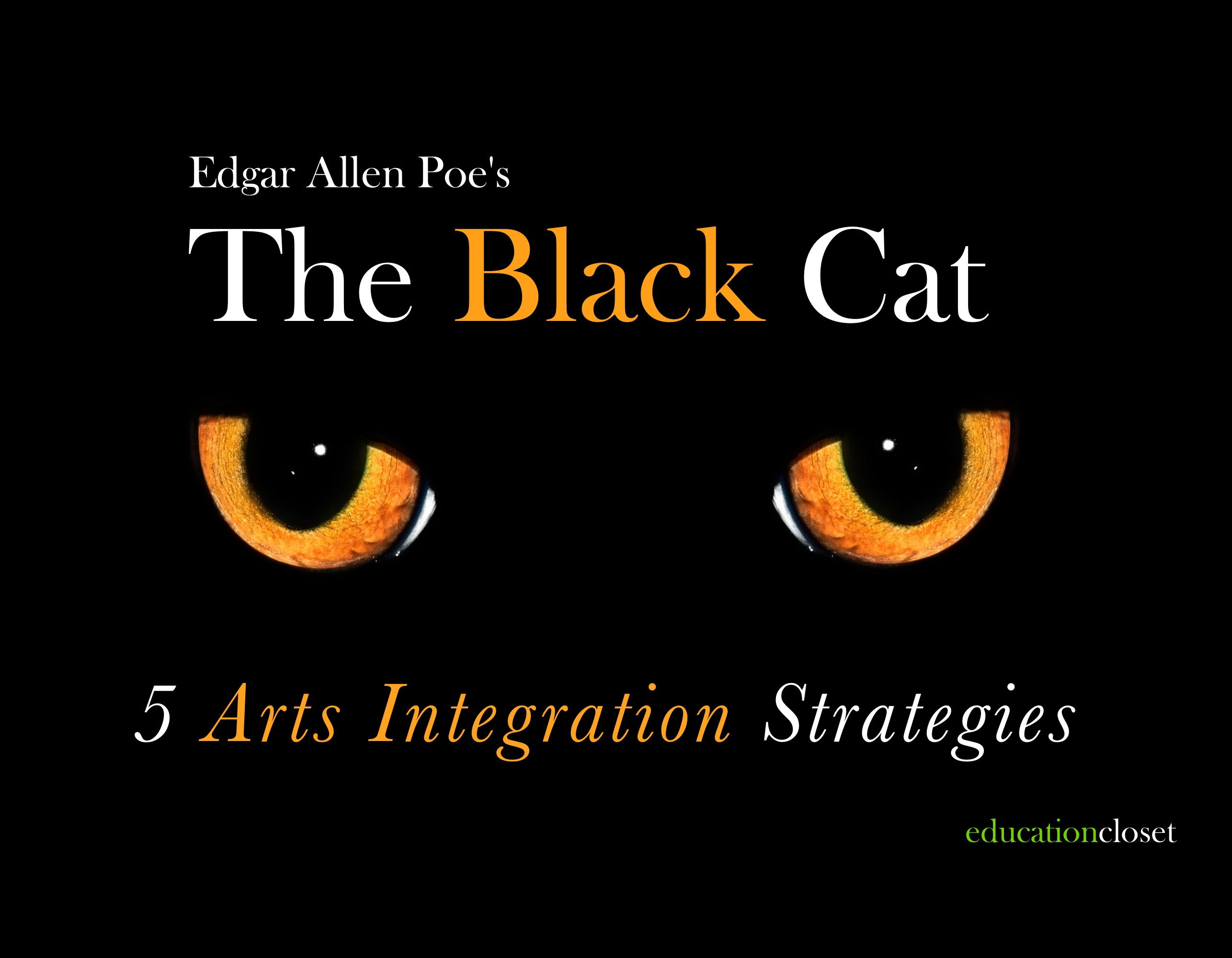 the black cat by edgar allen poe essay The black cat (edgar allen poe) to produce a well-written and well-argued essay that examines a single text for its literary elements once this has been accomplished, one may then tie the explication to a theme related to literature: how lines are constructed, the drift and tenor of metaphors and symbols, rhythm,.
