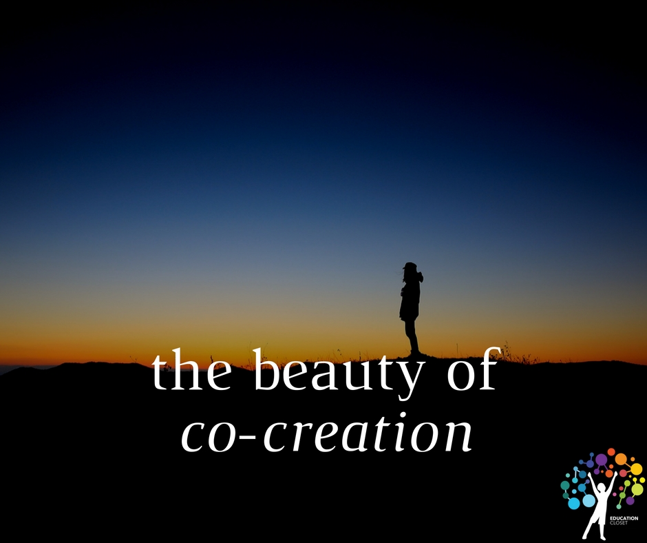 The Beauty of Co-Creation, Education Closet