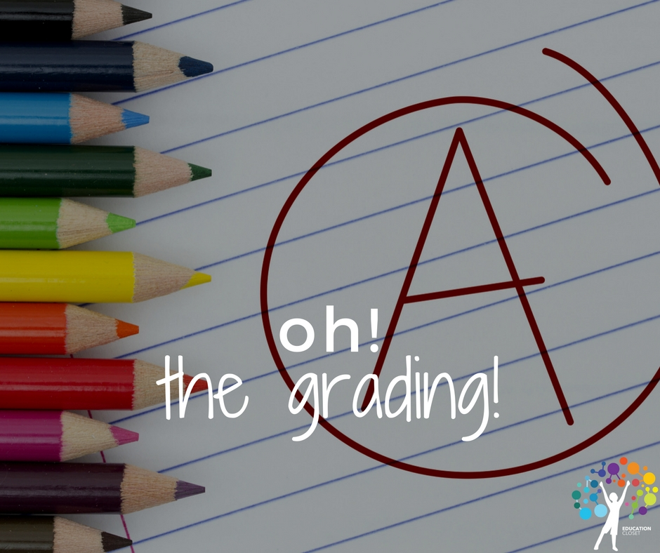 Strategies for Grading Student Work, Education Closet