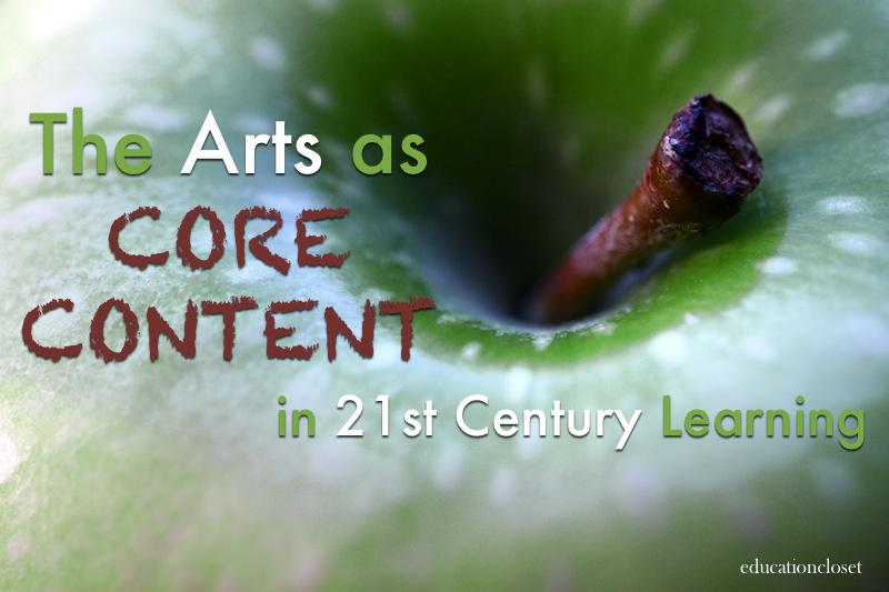 21st Century Learning, Education Closet