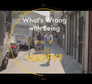 What's Wrong With Being Happy, Education Closet