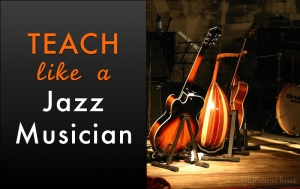 Teach Like A Jazz Musician, Education Closet