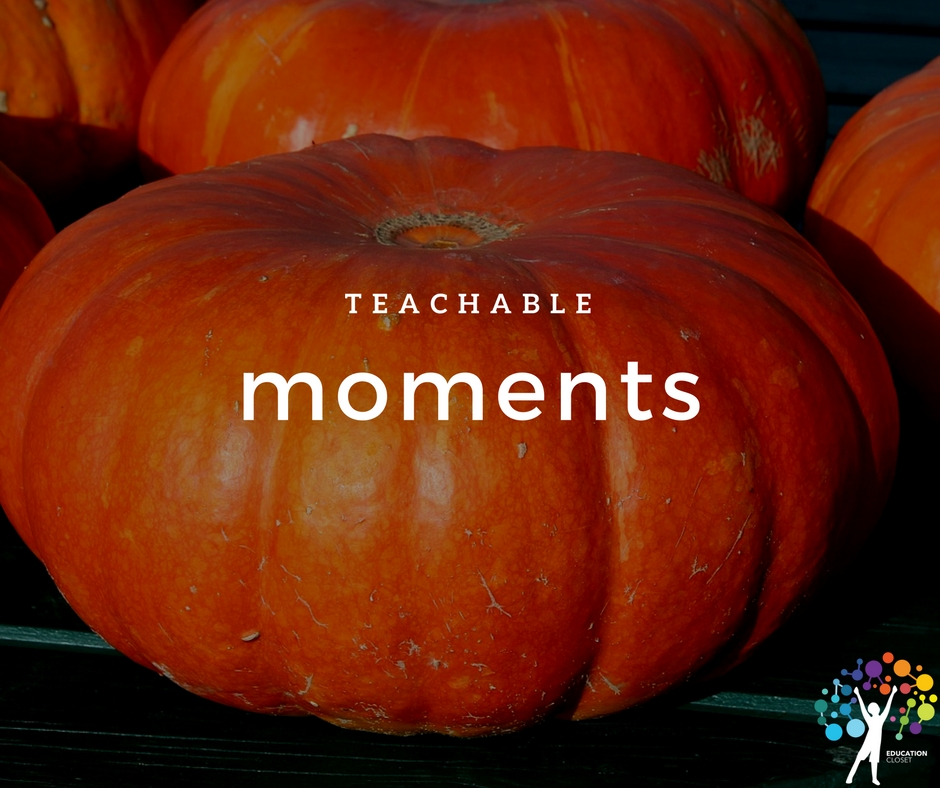 Teachable Moments, Education Closet