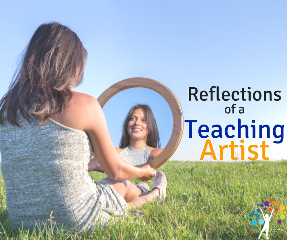 Reflections of a Teaching Artist, Education Closet