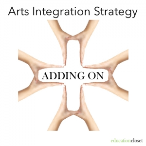 Arts Integration Strategy, Adding On, Education Closet
