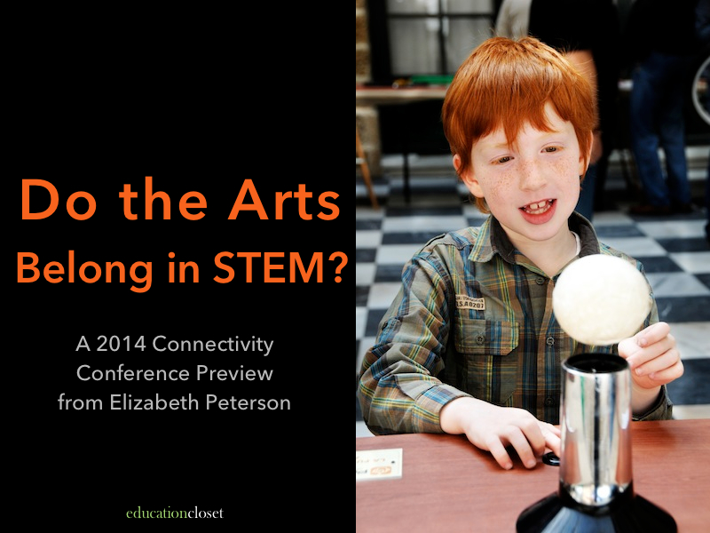 Do the Arts Belong in STEM, Education Closet