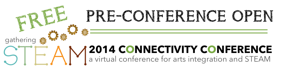 The Connectivity STEAM Conference Pre-Conference is OPEN, Education Closet