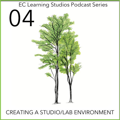 Creating a Studio/Lab Environment Podcast, Education Closet