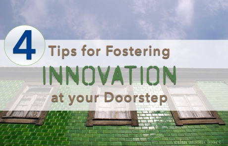 STEAM Leadership: 4 Tips on Fostering Innovation At Your Door Step