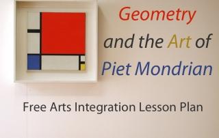 mondrian geometry