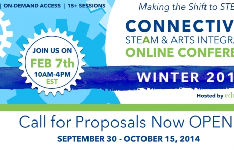 STEAM Conference Call for Proposals Open