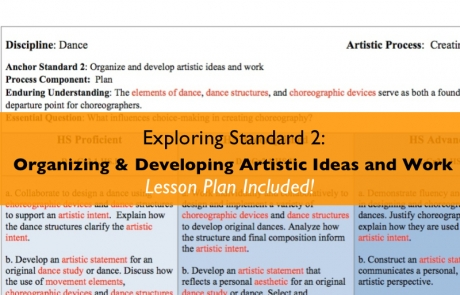 Standard 2: Lessons & Assessments