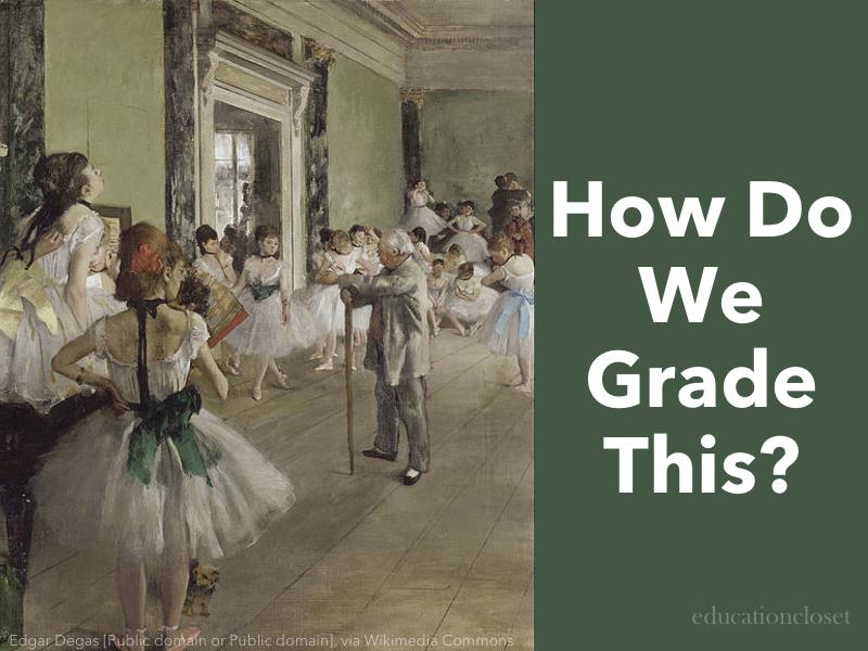 Grading Philosophy, Education Closet