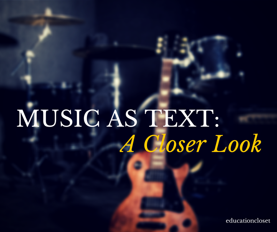 Music as Text