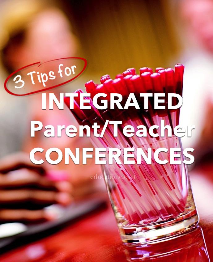 Parent-Teacher Conferences, Education Closet