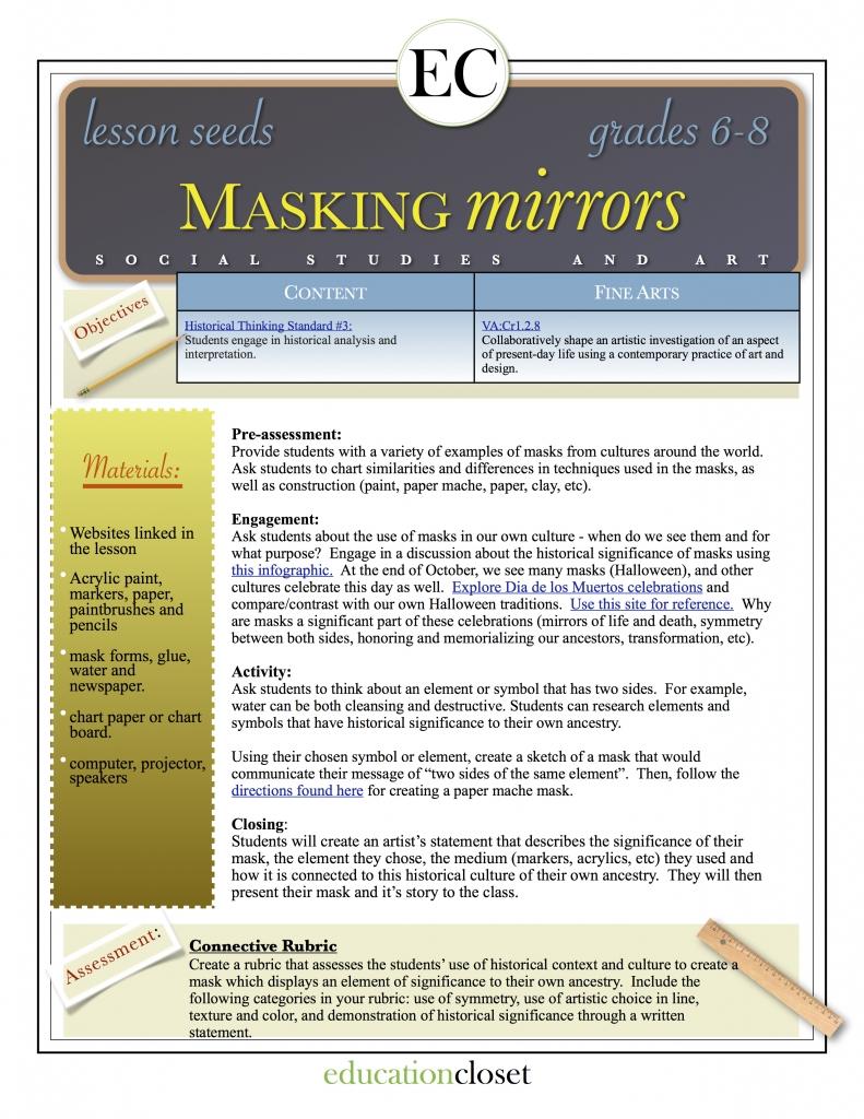 masking mirrors