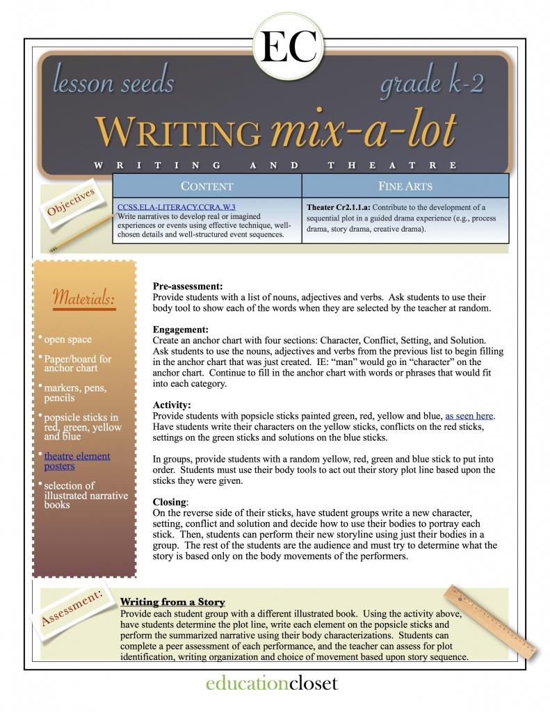 writing mix a lot copy
