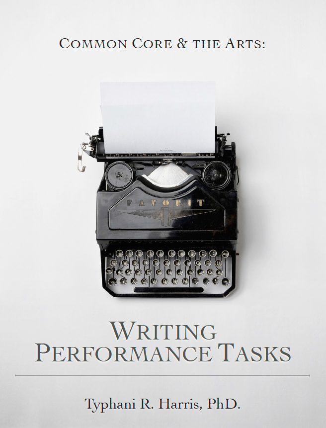 Writing Performance Tasks for the Arts, Master Class Review, Education Closet