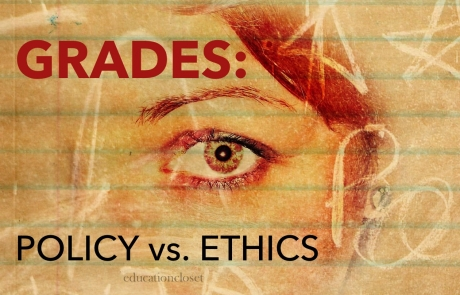 grades policy vs ethics