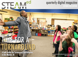 October STEAM Education Magazine