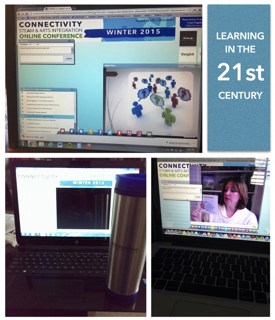 2015 Winter STEAM Conference Recap, Education Closet