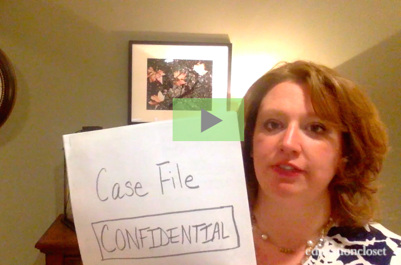 Activities for the Classroom: Case File: Confidential ...