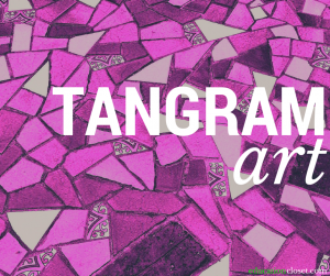 Arts Integration Lesson: Tangram Shape Art