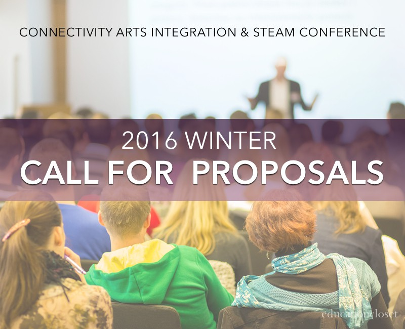 Winter 2016 Conference Call for Proposals, Education Closet