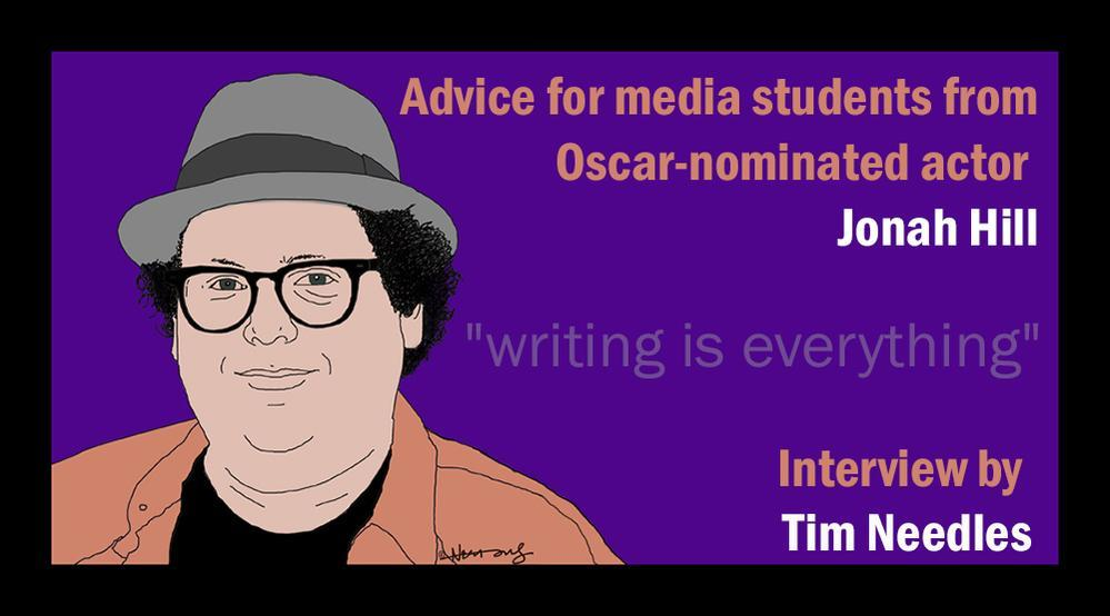 Advice for Media Students from Actor Jonah Hill, Education Closet