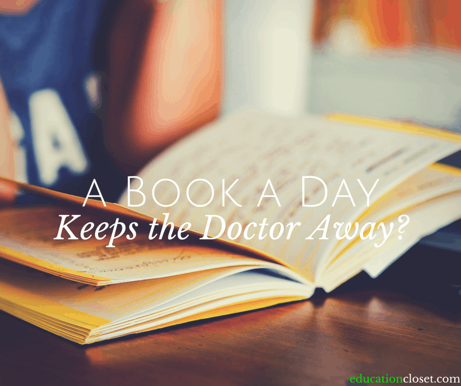 A Book a Day Keeps the Doctor Away, Education Closet