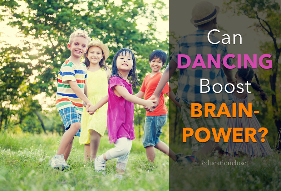 dancing boost brain power, Education Closet