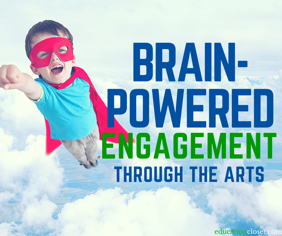 Engagement Through the Arts, Education Closet
